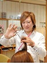 ヘアーメイク スカンク(Hair Make SKUNK)中西 英雄