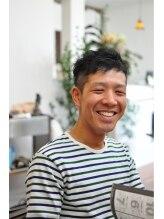 リラックスアンドビューティーブラックヘアー(relax&beauty Black Hair)男の勝負モヒカン