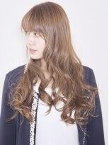 秋髪sweetパーマ&イルミナカラー by premier models☆