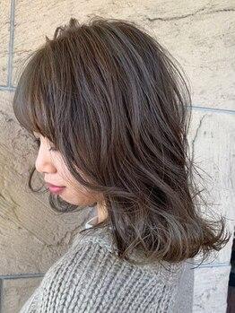 ステラ ヘアモード 新長田店(STELLA hair mode)の写真/【ヘアビューロンを使用した縮毛矯正術がスゴイ!】仕上がりが驚くほど柔らかく、ツヤ感倍増!