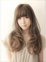 ヘアリゾートエーアイ 北千住店(hair resort Ai)美髪フェミニンカール