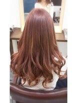 Monica☆バレンタイン☆つやつやピンクベージュカラー001