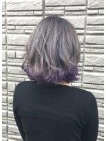★★ダレブラ紫裾カラーパルージュ★★【SOMEBRIDGE亀有】