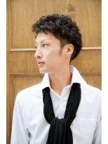 ラバーズコート 三宮店(Lovers Coat)グロッシーパーマ