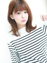 アグ ヘアー リノ 大名店(Agu hair reno)モテシルエット☆外はねくびれセミディ