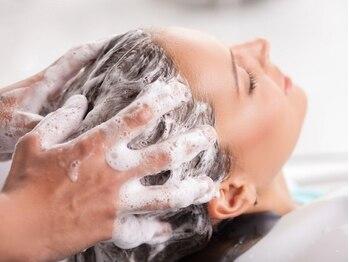 素髪 東京の写真/【髪質改善専門サロン】極上のオーガニックヘッドスパを体験♪生はちみつが持つ酵素で頭皮も髪も綺麗に☆
