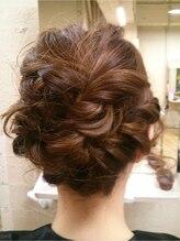 ロハスヘア アンジェ(LOHAS hair ANGIE)波波&ツイストアレンジ