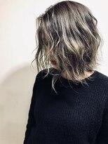 ヘアーフィールズ ルイス 本店(Hair feels LUIS)外ハネ×パーマ×外国人風
