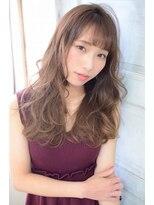 ジュール(Jule)薄め前髪◎好印象バツグン無造作カールスタイル#ボブディ 神戸