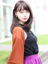 アンド ストーリーズ 表参道(&STORIES)25歳からの美容院【エアリーショート・グレージュ】