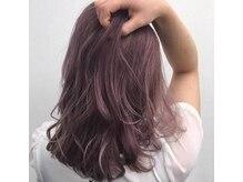 ヘアーメイクフィリックス 学園店(HAIR MAKE FELIX)の雰囲気(今流行りのN.カラー使用で艶感UP)