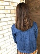 ヘアーラウンジ オハナ(Hair Lounge ohana)ナチュラルストレート