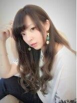パーフェクトビューティーイチリュウ(perfect beauty ichiryu)抜け感ロング