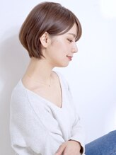 ケーツー あべのキューズモ-ル店(K-two)K-two小顔ショート/ハンサムショートボブ