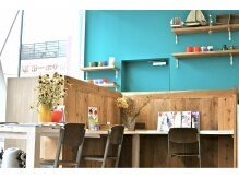 エトワル(etowal)の雰囲気(放置時間はカフェのような空間で)
