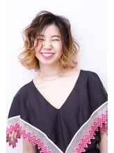 アルベリー ヘアーアンドスパ 浜松上島店(ALBELY hair&spa)Gradation color.