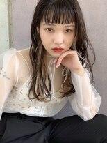シャチュー(SHACHU)【MORIYOSHI】艶髪・透明感☆外国人風インナーブロンド