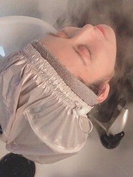 ガレリアエレガンテ 岡崎竜美丘店(GALLARIA Elegante)の写真/岡崎☆最新のヘッドスパでより健康的な頭皮を作り、よりきれいな髪を作ります!