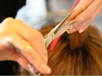 ビーズアモール 大府店(B's amor)の写真/家に帰ってからもスタイリングしやすい♪個性を大切に、クセや髪質に合わせたベストスタイルをお届け!!