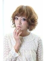 ダミアバイルル(DAMIA by LuLu)37★大人可愛い強めパーマ~ショートスタイル~