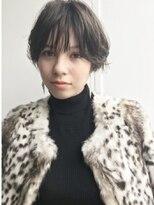 ソーコ(SOCO)【SOCO】甘辛ショート薄バング簡単スタイリングヘアセット