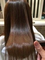 クロワ(croix)髪質矯正ミネコラ水素トリートメント