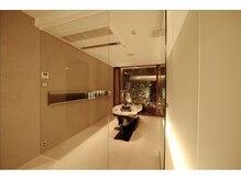 サラジュ 川西店(SARAJU)の雰囲気(完全個室のヘッドスパルームでは非日常的なひとときを。)