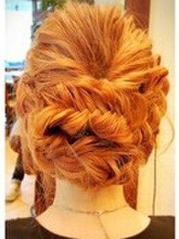 アンテナ ヘアリゾート 戸田公園店(ANTEnNA HairResort)の写真/崩れにくい&キ-プ力◎styleなら≪ANTEnNA HairResort≫急なお呼ばれ・結婚式に合わせて華やかアレンジを☆