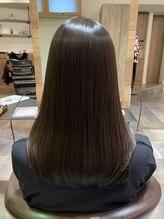 亀有初!!髪質改善ヘアエステサロン 繰り返す度に一番綺麗な髪へ【髪から始まる幸せ】をお届けします
