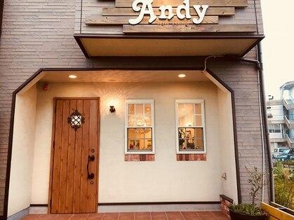 ヘア ルーム アンディ(hair room Andy)の写真