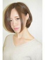 ヘアーサロン エール 原宿(hair salon ailes)(ailes原宿)style142 クラシカル☆アディボブ