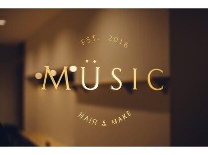 ヘアアンドメイク ミュージック(HAIR&MAKE MUSIC)の写真