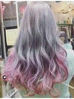 ヘアーメイク ロコ エクステンションズ 亀戸店(Hair make ROCO Market etensions)可愛い カラーバタートリートメント §^。^§ 30種以上用意