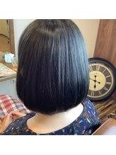 アンティルヘアールーム 福島店(until hair room)ナチュラルストレート