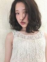 アンバースデー(UNBIRTHDAY)ミディアム/レイヤー/エアリー【大成志織】
