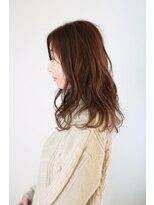 ロアール 楠(LOAOL KUSUNOKI)アッシュベージュ+ほんのりピンク