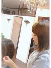 エス ヘア&ヒーリング(S hair&healing)澤津橋 佳子
