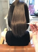 アロハララ(ALOHA LaLa)【ALOHALaLa】センシュアルショート×髪質改善