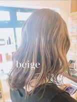 ネオヘアー 曳舟店(NEO Hair)柔らかベージュカラー(曳舟)