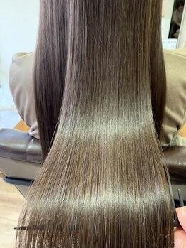 ピュアーネ(Purene)の写真/完全オリジナルの上質トリートメントで、あなたの髪の魅力を最大限に引き出します♪【学芸大学】