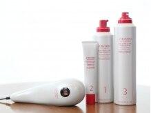 資生堂ゾートスサロン トワ・エ・モアの雰囲気(3つのプロセスで育毛を促進する『アデノバイタル』)