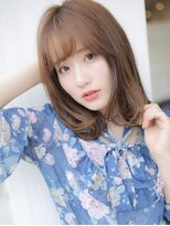 アグ ヘアー ジャパン 札幌9号店(Agu hair japan)大人かわいい小顔ボブディ