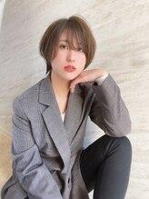 美容室ジャスミン【ヒロシ】マスキュリンショート