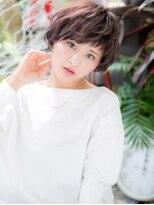 *+COVER HAIR+*…やわらかベリーショートa