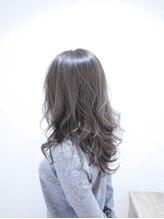 シエル(hair terrace Ciel)外国人風グレージュ♪