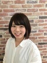 ヘアスタジオ シエル(Hair Studio Ciel)神代 愛奈