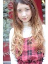 《Agu hair》オススメ☆グラデーションカラー
