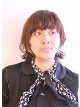 メゾン ヘアー デザイン(Maison hair design)マッシュウルフ