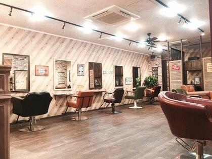 ブルームヘアガレージ(BLOOM hair garage)の写真