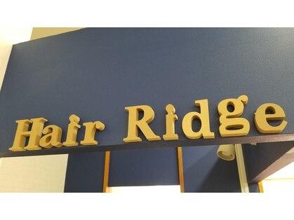 ヘアリッヂ 相模原店 hair Ridgeの写真